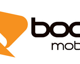 boost mobile logo